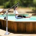 Lève personne PMR spécial pour piscine et spa hors sol
