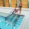 Rampe de mise à l'eau pour aquabikes