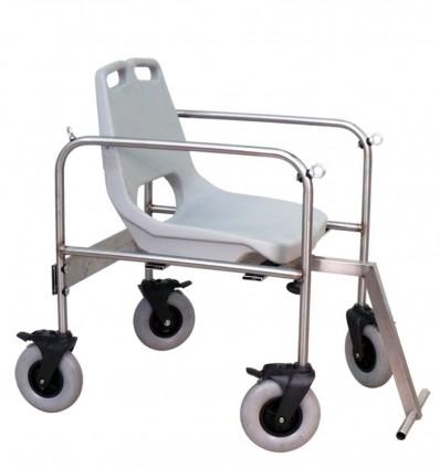 Unterwasser-Rollstuhl