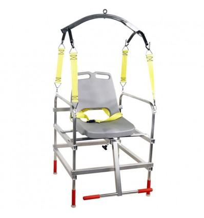 Unterwasser-Rollstuhl XXL