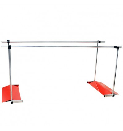 Parallel Bars der Pool