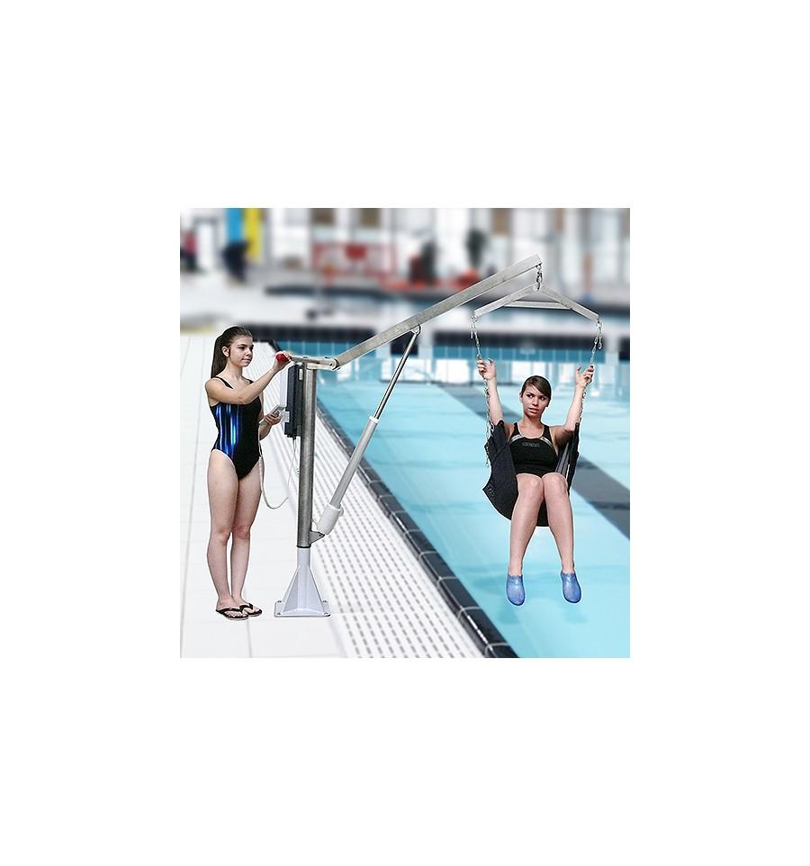 L ve personne motoris de piscine ou de spa for Leve personne piscine
