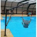 Poollift für Personen mit eingeschränkter Mobilität