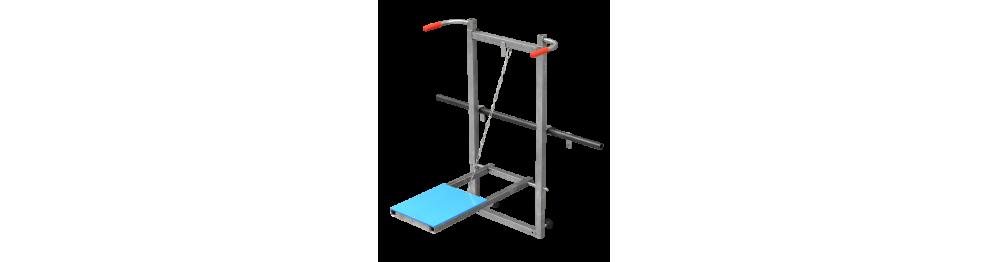 Aquatraining - Bodybuilding und Umerziehung im Wasser