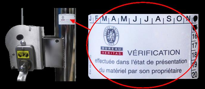 Certification veritas-élévateur personne PMR-potence nautisme-Archimède.png